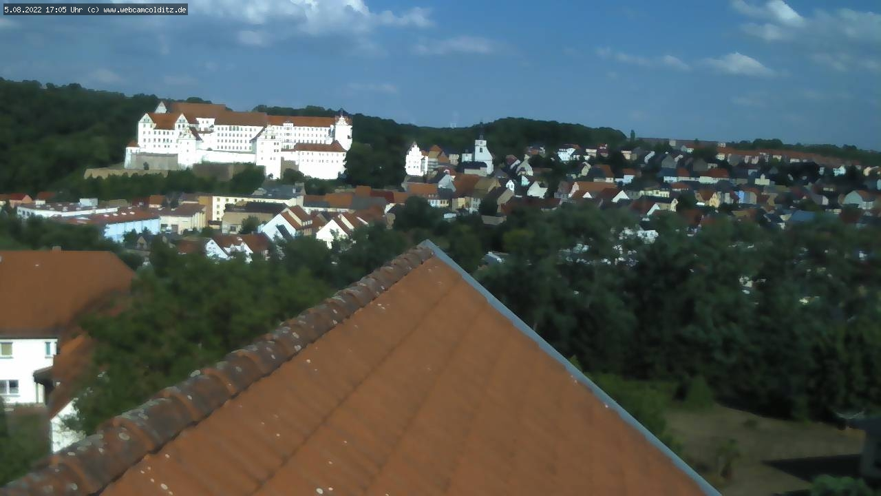 Webcam Colditz Schloss